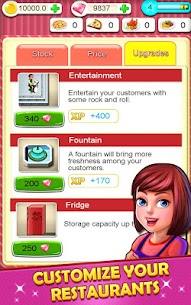 Restaurant Tycoon : cooking game❤️🍕⏰ 5