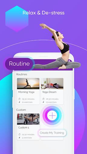 Yoga Workout - Yoga for Beginners - Daily Yoga  Screenshots 4
