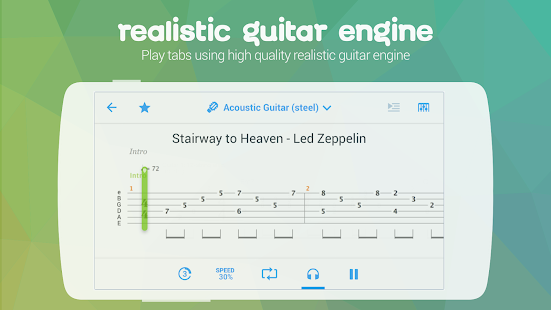 Songsterr Guitar Tabs & Chords Screenshot
