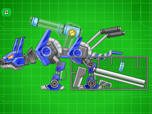Angry Robot Dog Toy War 3.8 screenshots 4