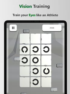 Optics Trainer: Vision Training and Eye Exercises