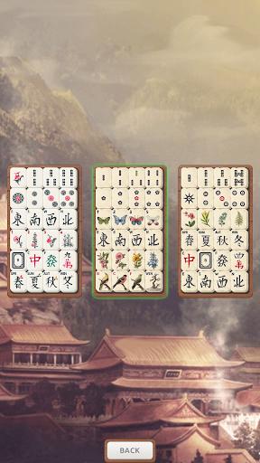 Mahjong solitaire Butterfly 1.1 screenshots 2