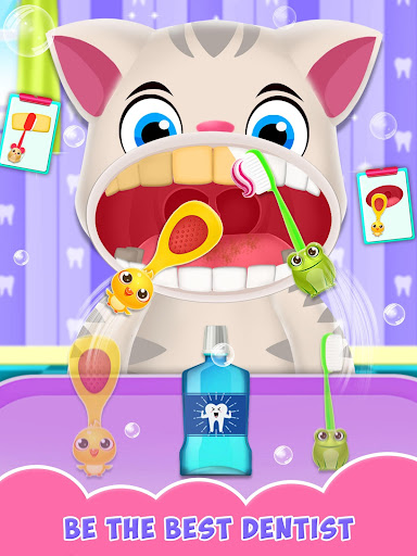 Pet Doctor Dentist Care Clinic 0.3 screenshots 2