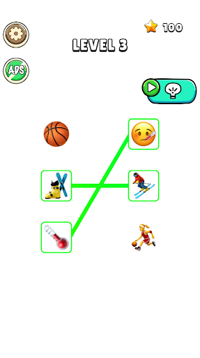 Emoji Connect Puzzle : Matching Game 0.4.1 screenshots 3