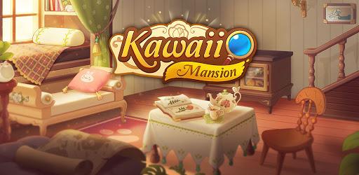 Kawaii Mansion: Game giải đố kết hợp trang trí nhà APK 0