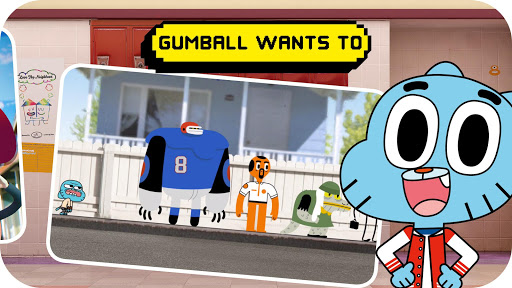 Skip-A-Head - Gumball 1.0.1 screenshots 2