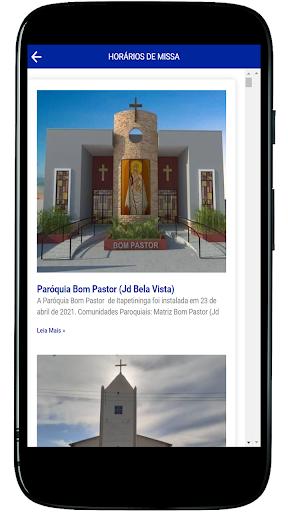 Diocese de Itapetininga screenshot 3