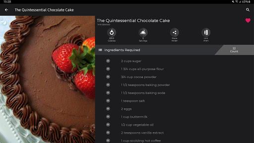 Cake Recipes 26.6.0 Screenshots 14