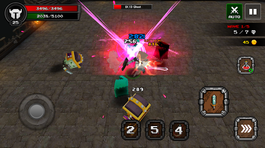 Pixel Blade M Vip – Action rpg 4