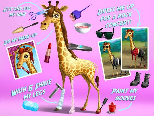 Baby Jungle Animal Hair Salon - Pet Style Makeover 4.0.10005 Screenshots 10