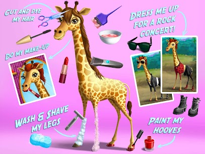 Baby Jungle Animal Hair Salon – Pet Style Makeover 10