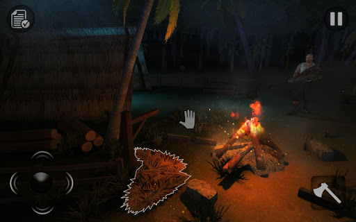 Raft Survival Forest apklade screenshots 2