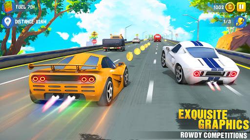Télécharger Mini Car Race Legends - 3d Racing Car Games 2020 APK MOD (Astuce) screenshots 2