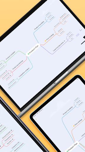 GitMind - Mind Map & Concept Map Maker apktram screenshots 2