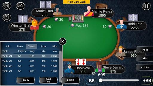 Offline Poker - Tournaments screenshots 2