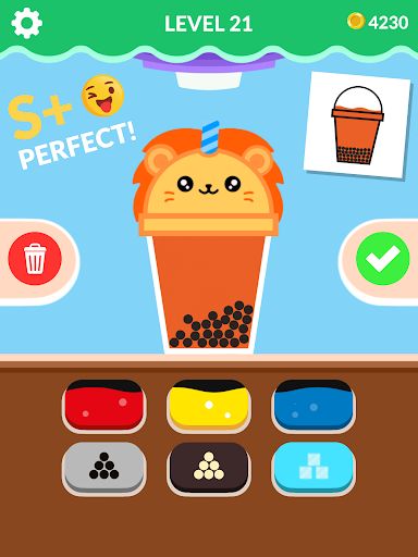 Bubble Tea! android2mod screenshots 4