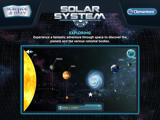 Solar System by Clementoni  screenshots 11