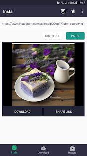 Video Downloader for Instagram 2.3.3 Screenshots 2