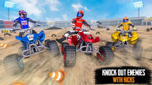 ATV Quad Bike Stunts: 4x4 Offroad Demolition Derby android2mod screenshots 9