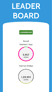 Pedometer – Step Counter Free & Calorie Counter 5