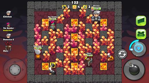 Code Triche Bomber Friends (Astuce) APK MOD screenshots 5