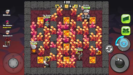 Bomber Friends screenshots apk mod 5