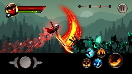Stickman Legends Shadow Fight Offline Sword Game Hileli Apk Güncel 2021** 1