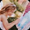 Like Nastya Wallpaper 2021 Princess Cute HD APK Icon
