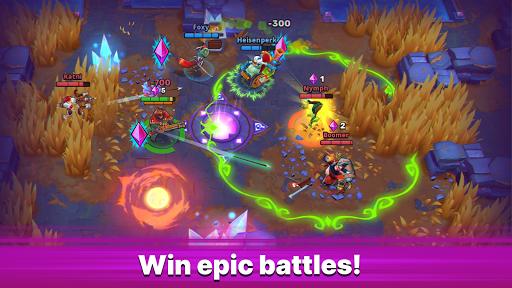 Frayhem - 3v3 Brawl, Battle Royale, MOBA Arena 0.6.0 screenshots 1