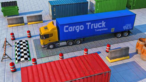 New Truck Parking City Drive : Free Game 2021 1.0 screenshots 3