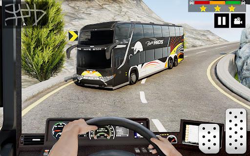 Bus Driver Simulator: Tourist Bus Driving Games 1.2 screenshots 8