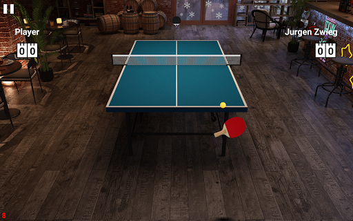 Virtual Table Tennis 2.2.0 screenshots 18