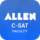 ALLEN C-SAT FACULTY APK
