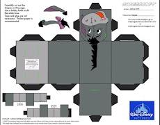 ペーパークラフトデザインのおすすめ画像3