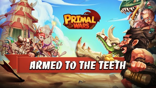Primal Wars: Dino Age For Pc | How To Install (Download On Windows 7, 8, 10, Mac) 1