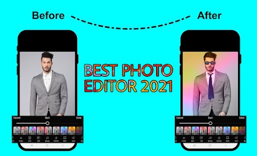 Capshort Photo Editor Pro 2021-Filters $ Effect For Android 1