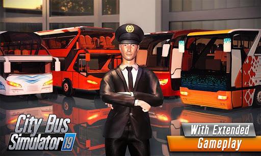 Euro Bus Driver Simulator 3D: City Coach Bus Games 2.1 Screenshots 5