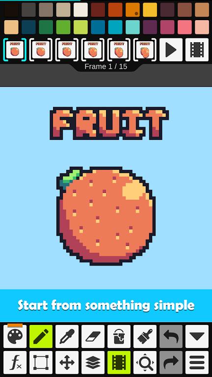 Pixel Studio - Pixel art editor, GIF animation  poster 4