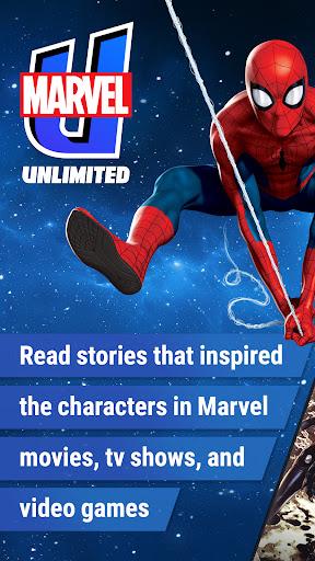 Marvel Unlimited  screenshots 1