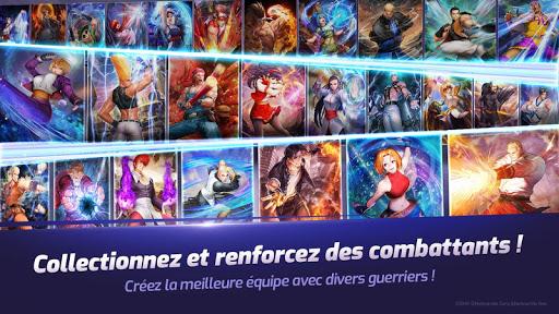 Code Triche The King of Fighters ALLSTAR (Astuce) APK MOD screenshots 2
