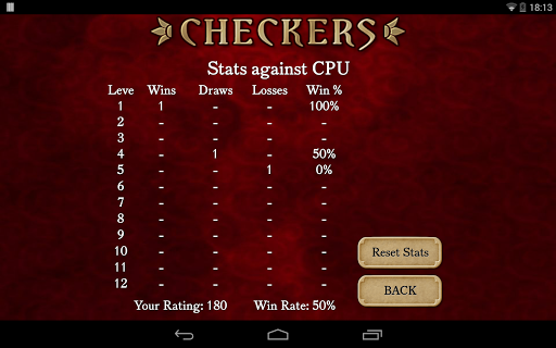 Checkers Free 2.321 screenshots 24
