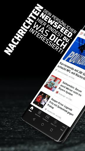 SPORT1 - Fussball News, Liveticker & Sport heute 10.66.44 screenshots 1