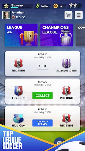 Top League Soccer  screenshots 1