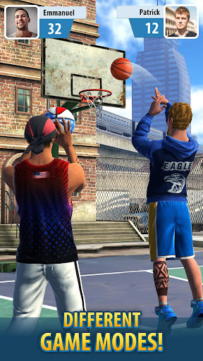 Basketball Stars screenshots 2