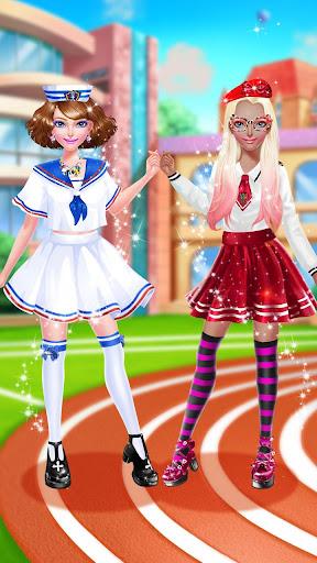 ud83cudfebud83dudc84School Uniform Makeover  screenshots 8