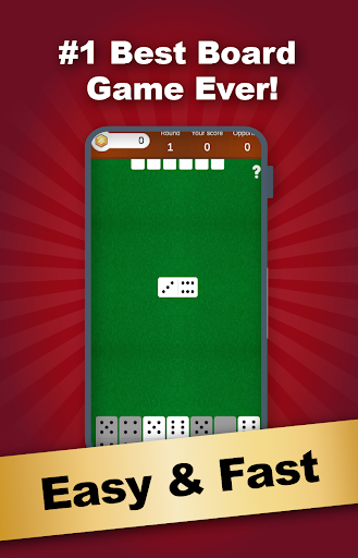 Free Dominoes: simple, fun, and relaxing apkmr screenshots 2