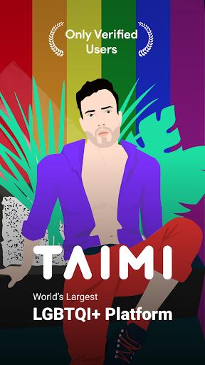 Taimi - LGBTQ+ Dating, Chat and Social Network 5.1.88 Screenshots 1
