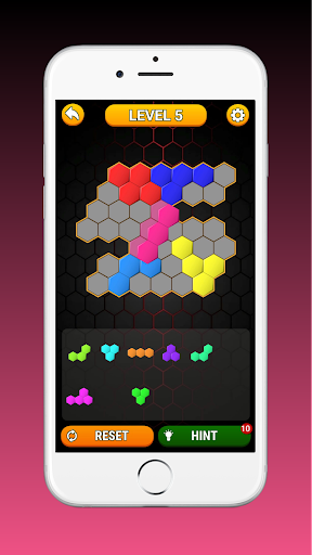 Code Triche Hex Block! Hexa Match Puzzle Game (Astuce) APK MOD screenshots 5