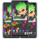 Wallpaper For Splat Art para PC Windows