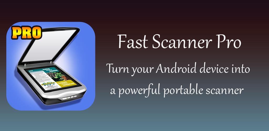 Fast Scanner Pro: PDF Doc Scan  poster 0